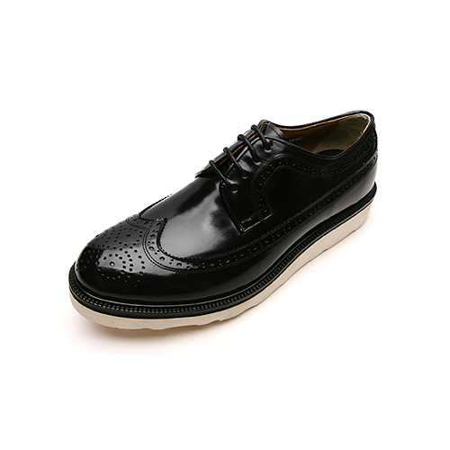 [클라토] Vibram Clipper (1415-1)Wing Tip & Black
